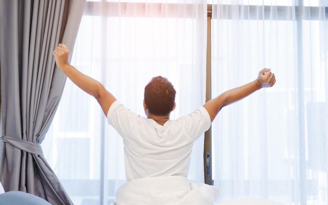 Se o sono é tranquilo, a saúde agradece